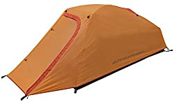 in budget affordable ALPS 1 person tent climbing Zephyr, copper / rust