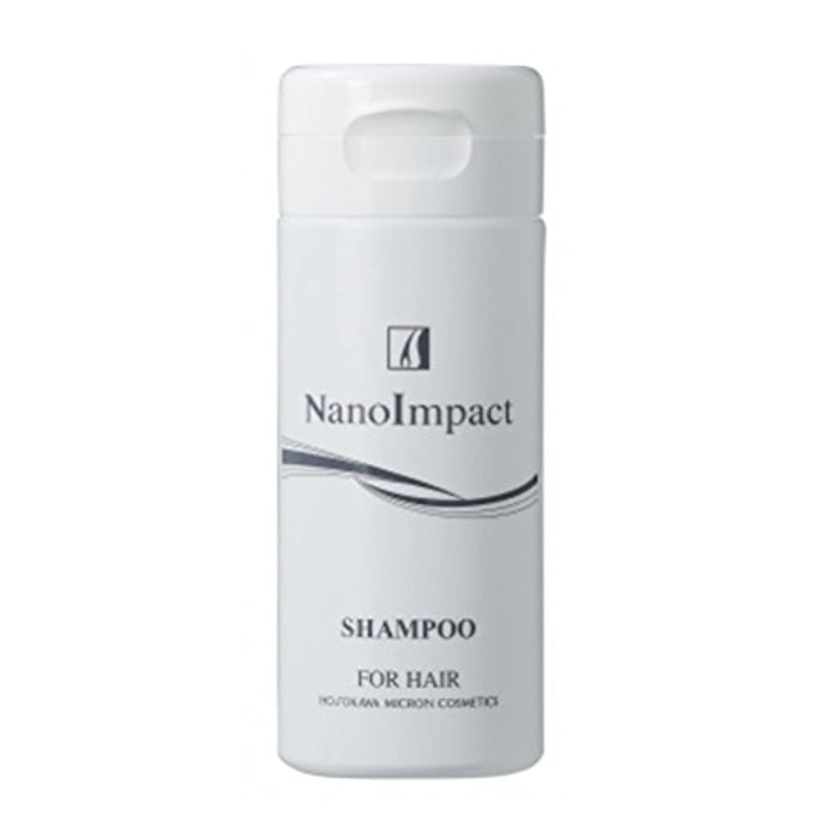 折る先例限りなくホソカワミクロン化粧品 薬用ナノインパクトシャンプー<150g> 【医薬部外品/薬用シャンプー】