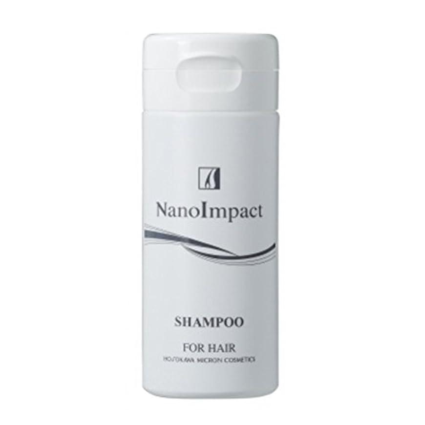 建物過半数ラボホソカワミクロン化粧品 薬用ナノインパクトシャンプー<150g> 【医薬部外品/薬用シャンプー】