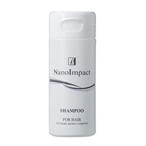 HOSOKAWA MICRON(ホソカワミクロン) 薬用ナノインパクトシャンプー