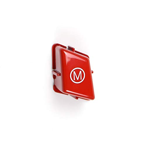 Auto sport lenkrad m modusschalter taste abdeckung trim für bmw 3 series e90 e92 e93 m3