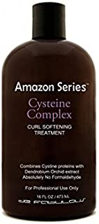 de Fabulous Crysteine Complex Curl Softening Treatment, 32 Oz/960 ml