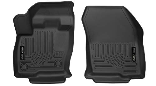 Husky Liners Fits 2015-19 Ford Edge, 2016-18 Lincoln MKX, 2019 Lincoln Nautilus...