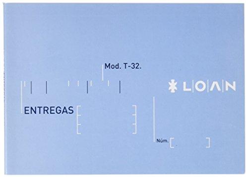 Loan T32 - Talonario, 10 unidades