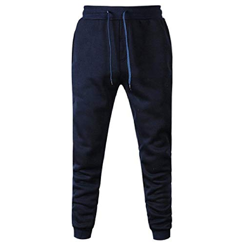 N\P Pantalones deportivos para hombre para correr