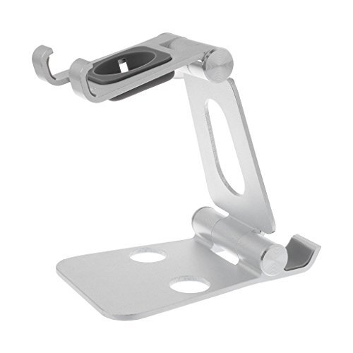 Buwei Adjustable Cell Phone Stand for 3.5-8in Phones and Pad