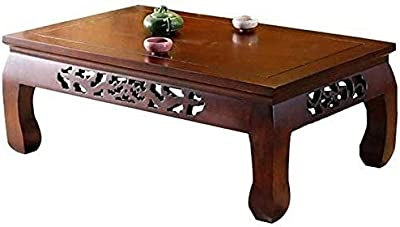 Coffee Table for Living Room Solid Wood Small Tea Table Living Room Bay Window Table Kitchen Table Kindergarten Desks and Chairs