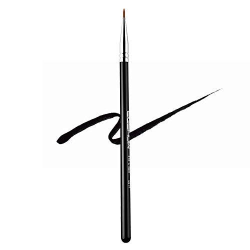 NCTM Précision Eyeliner Pinceau Bloom Professionnel de Maquillage Portable Black Brush Modélisation Outline Mini Débutant