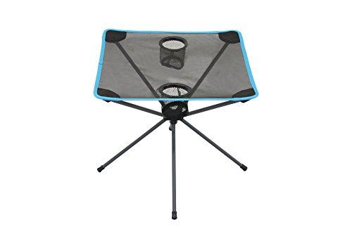 Portal Outdoor Table de Camping Pliable Unisexe - Noir/Bleu - Taille Unique