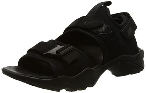 Nike Canyon Sandal, Zapatillas de Running Hombre, Negro, 44 EU