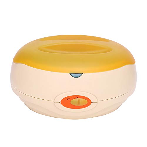 LYY Paraffin Wax Warmer, Paraffin Wax Machine, Quick-Heating Paraffin Bath for Hands and Feet, Moisturize and Renew Skin with Paraffin Rose Wax, 2700ml