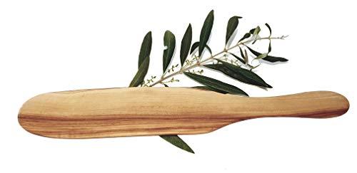 Prosudweb Spatule à crêpe en Bois d'olivier