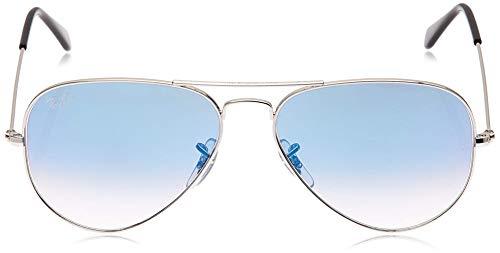 Ray-Ban Aviator, Occhiali da Sole Unisex-Adulto
