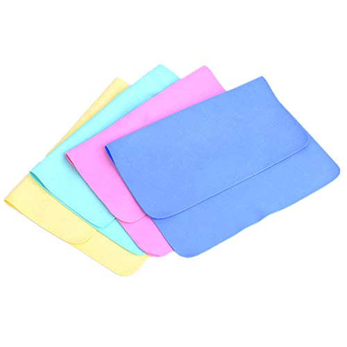 TRIXES 2er-Pack Reinigungstücher - Superabsorbierend - Fensterreinigungstücher Haus - Mehrzweck-Reinigungslappen