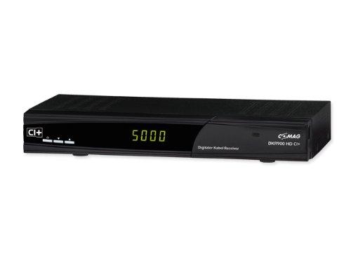 HD Kabelreceiver COMAG DKR 900 HD CI+ für Kabelempfang