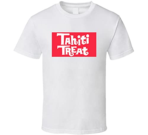 XUANYI Tahiti Treat Populaire Fruit Punch Gearomatiseerde Drink T Shirt