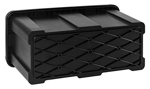 25l Unterbaubox oder Deichselbox für PKW Anhänger, Pritschenfahrzeuge, LKW Anhänger, Staubox, Werkzeugkiste, Gurtkiste - 5