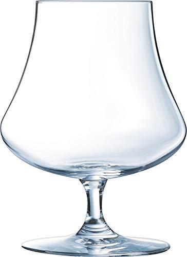 Chef&Sommelier U1059 Verre à pied Open'Up Spirits, Cristallin, Transparent, 39 cl - Pack de 6