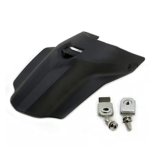YINYANG Compatible con BMW R 12000 GS/R1250GS ADV/HP LC exclusivo 2019 motocicleta guardabarros delantero extensión protección contra salpicaduras neumático Hugger (color negro)