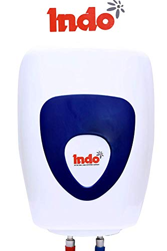 Indo Galaxy 10 Ltr Storage Water Heater (White)