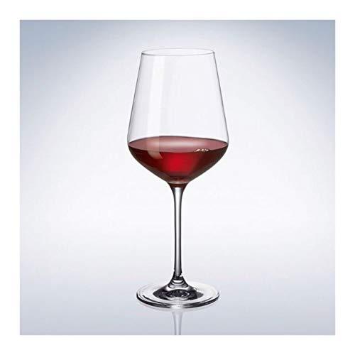Villeroy & Boch La Divina Set 4 Verres à Bordeaux 0,65 l Cod. 16 – 6621 – 0130