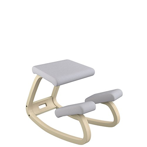 Varier Variable Asiento Ergonómico, Madera