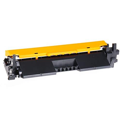 WLKDMJ Cartucho de tóner, CF217A para impresora HP 17A, M102W, M102A, M130A, M130FN, M130FW, M130NW, M130NW, color negro