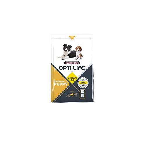 Versele-laga Opti Life Puppy - Medium - 2,5 kg
