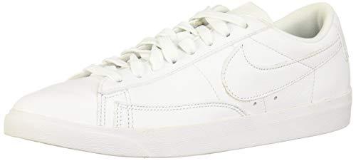 Nike W Blazer Low Le, Scarpe da Basket Donna, Bianco (White/White/White 104), 36 EU