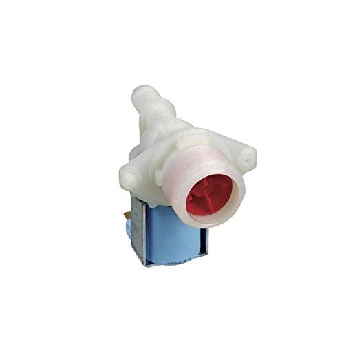 Arcelik Beko 2801550100 Magnetventil Einlaufventil Ventil Überlaufschutz Zulaufventil 1 fach Waschmaschine wie auch Bomann Hoover Blomberg LG Electronics