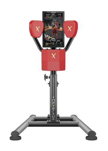 Nexersys N3 Pro. Your Personal Boxing Trainer & Sparring Partner. Challenging HIIT Workouts That Builds Confidence with Cardio, Technique, Gaming & Core Workouts.