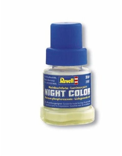 39802 - Revell - Night Color, Nachtleuchtfarbe 30ml