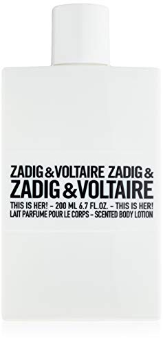 Zadig & Voltaire This is Her Körperlotion, 1er Pack (1 x 200 ml)