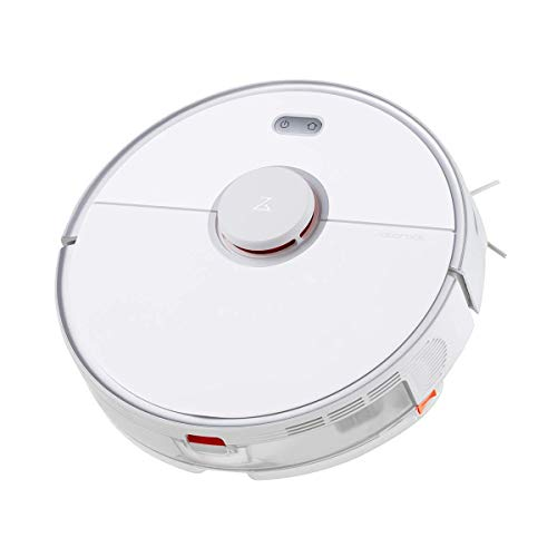 Roborock S5 Max Robot Vacuum Cleaner with Cleaning Function, 2000 Pa, Robot Vacuum Cleaner with App Control for Pet Hair, ...
