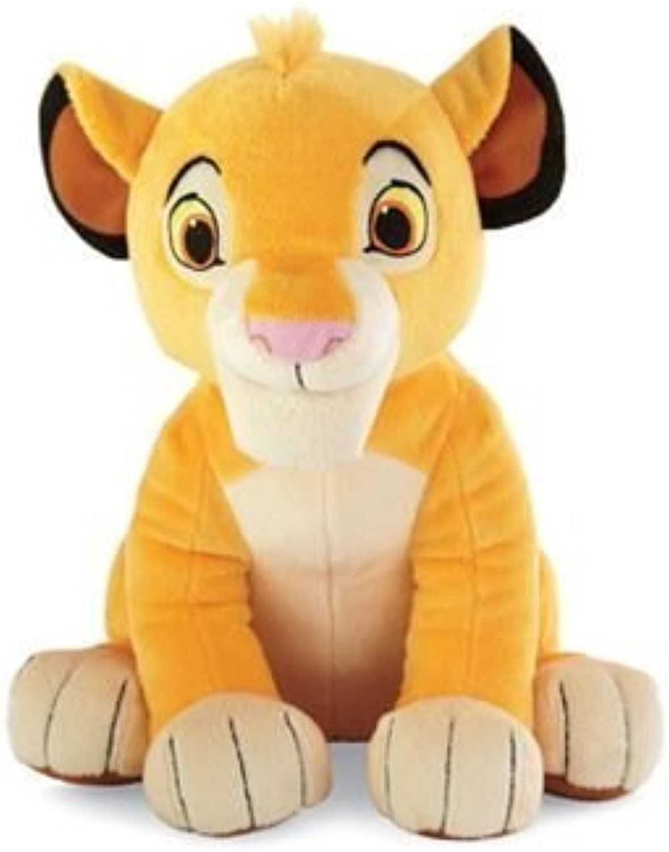 Disney Simba Plush (One Per Package) by DISNEY