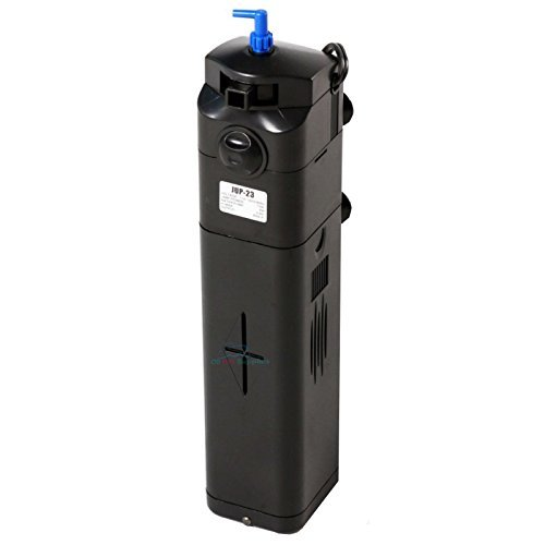 Sun 13W UV Sterilizer Adjustable Pump Filter 150 gal Aquarium Fish Tank