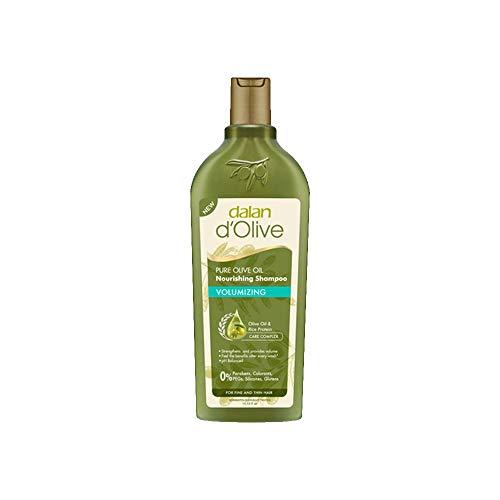 Dalan D'Olive Olivenöl Volumen Shampoo – 400ml