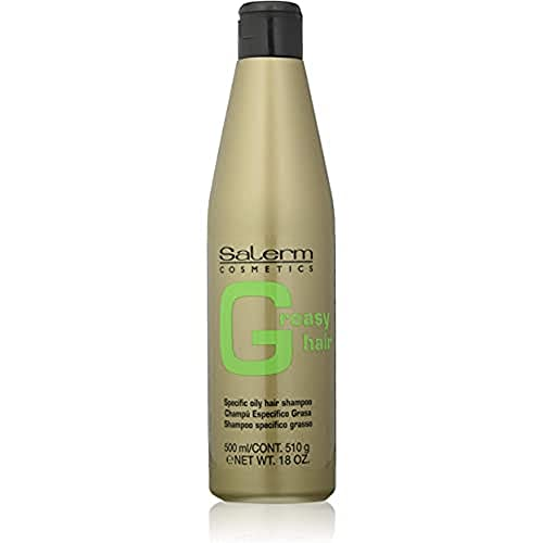 Salerm Cosmetics Greasy Hair Champú - 500 ml