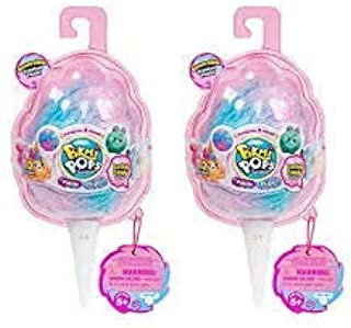 Pikmi Pops Pikmi Flips Two Pack - 1pc Collectible Scented Reversible Plush Toy | Soft and Fluffy Like Cotton Candy
