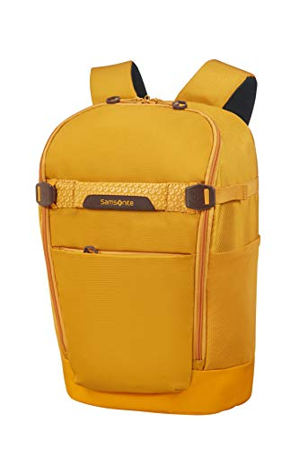 Samsonite Hexa-Packs - Mochila para portátil, Amarillo (Dark Yellow)