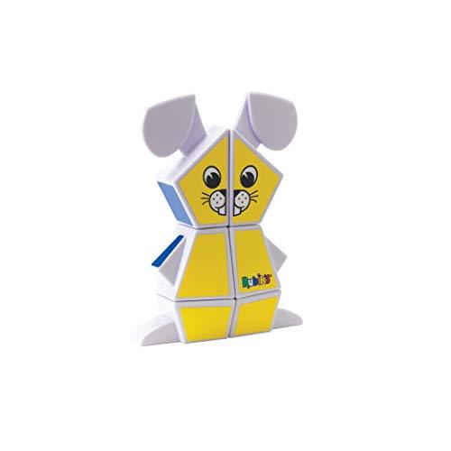 Rubik's- Rompecabezas de Conejo de Rubik, Color Nailon/a. (John Adams 10513)