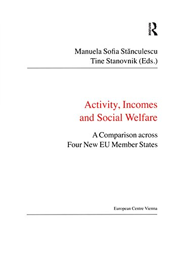 Activity, Incomes and Social Welfare: A Comparison across Four New EU Member States (Public Policy and Social Welfare Book 33) (English Edition)