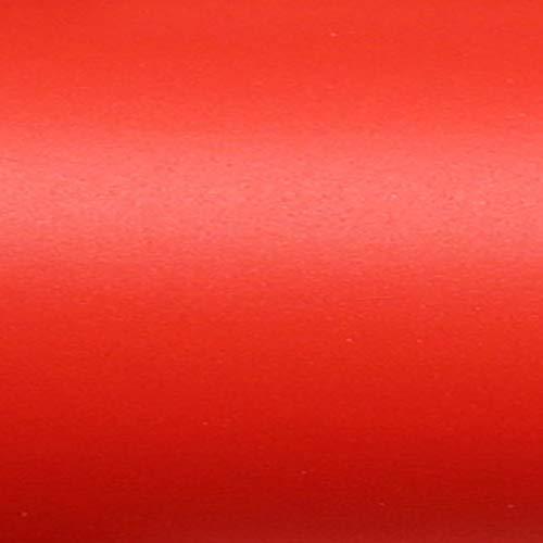 TipTopCarbon 9,99€/m² Möbelfolie Hell-Rot Matt Klebefolie 2m x 60cm Selbstklebende Plotterfolie Matte