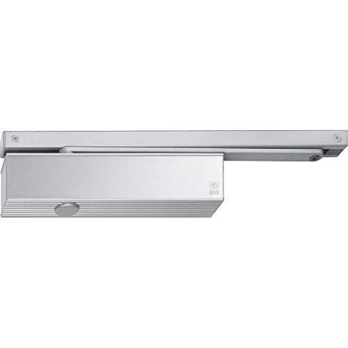 TS 51 Türschließer | Größe EN 1-4, 1 Flügel | Mit Gleitschiene ohne Feststellung, silber