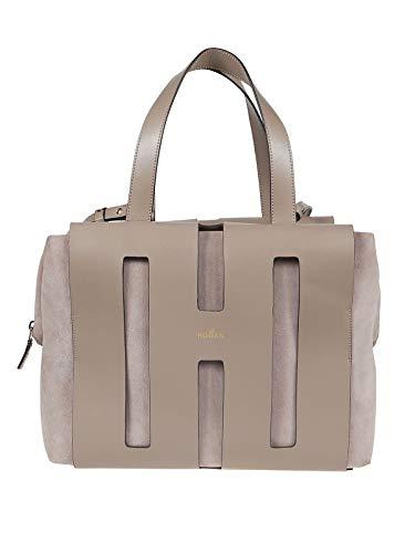 Hogan Luxury Fashion Donna KBW015H0300LKK0QTH Grigio Borsa A Mano   Autunno Inverno 19