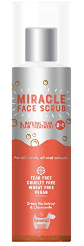 hownd Miracle Face Scrub & Tear Flecken-Behandlung, 250 ml