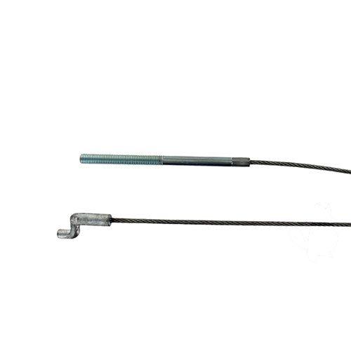 Cäble de direction adaptable STIGA pour machines Primo, Villa 320, tondeuse Ride-On série 520. Remplace origine 1134-9138-01. Longueur 2010mm