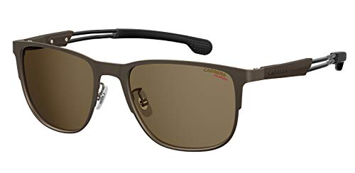 Carrera 4014/Gs Gafas de sol, Multicolor (Mt Bronze), 58 para Hombre