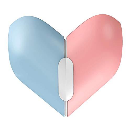 Waroom - Auriculares inalámbricos inalámbricos con Bluetooth 5.0 Hot TWS Love – Auriculares HiFi impermeables IPX6 con emparejamiento automático y Smart Touch – Experiencia cómoda