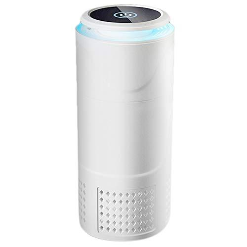 Moligh doll USB Haushalts Luft Reiniger Luft Erfrischer für die Reinigung Von Tier Haaren, GerüChen und Bakterien Auto- oder Schlaf Zimmer Rauch, Staub Entferner
